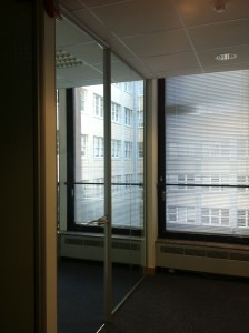 Glazed Office Partition