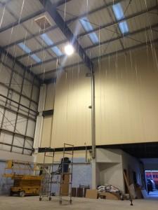 12 metre hangers
